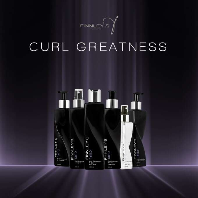 Kapsalon Finnley's Curl Greatness Product Image