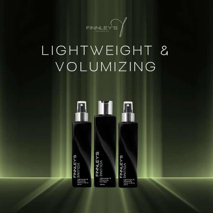 Kapsalon Finnley's Lightweight Volumizing Product Image