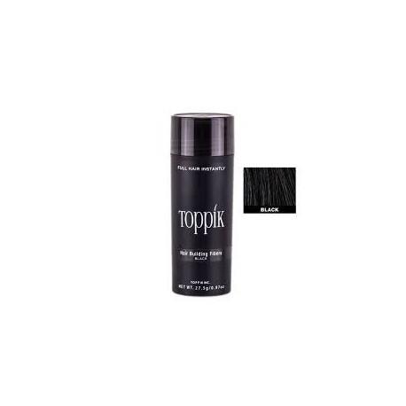 Toppik hair Building fibers zwart 27,5 gram