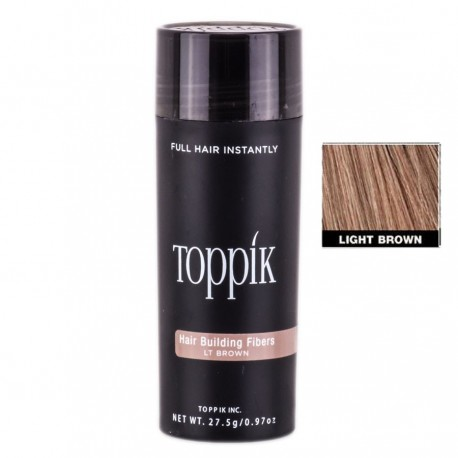 Toppik hair Building fibers light brown 27,5 gram