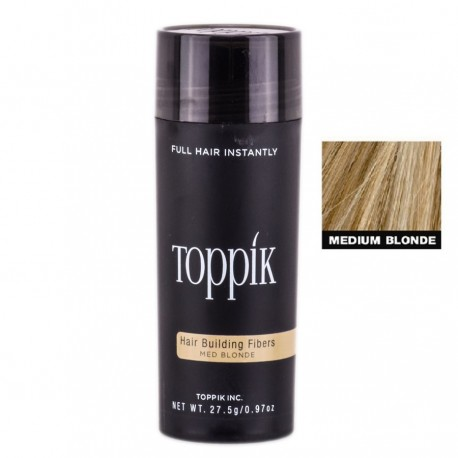 Toppik hair Building fibers medium blonde 27,5 gram