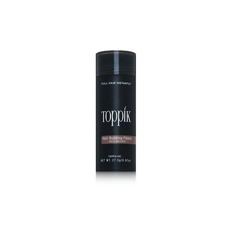 Toppik hair Building fibers medium brown 27,5 gram